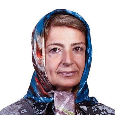 دکتر مهین صالحزاده مقدمی