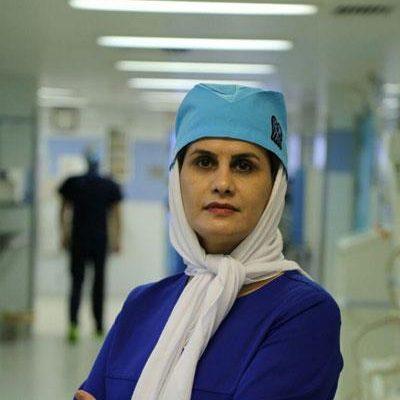دکتر مهین یزدانی